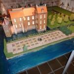 Van maquette tot tuin-reconstructie
